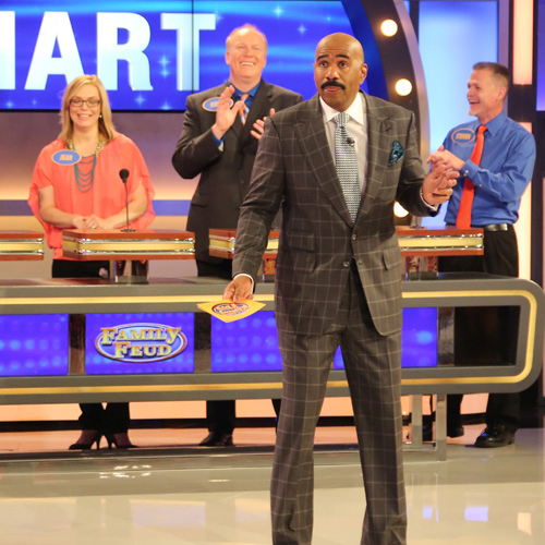 Ratings: 'Family Feud' Tops All of Syndication for First Time