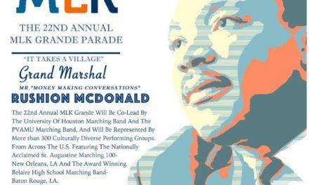 22ND ANNUAL MLK GRANDE PARADE