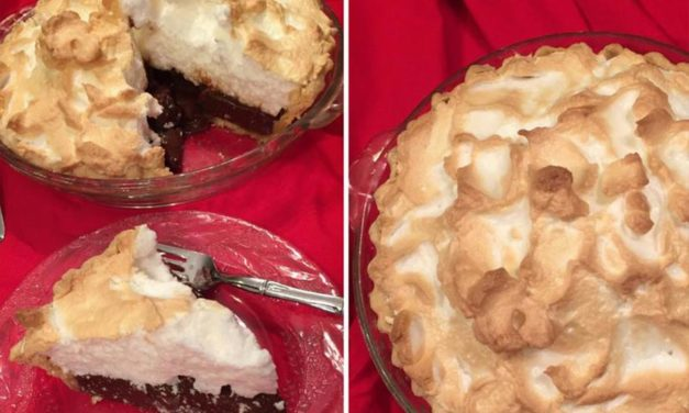 Chocolate Pie by Linda Taylor-Arledge