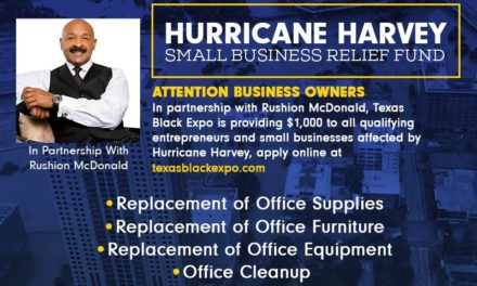 Small businesses Hurricane Harvey relief fund