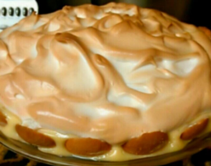Banana Pudding by Roberta Black