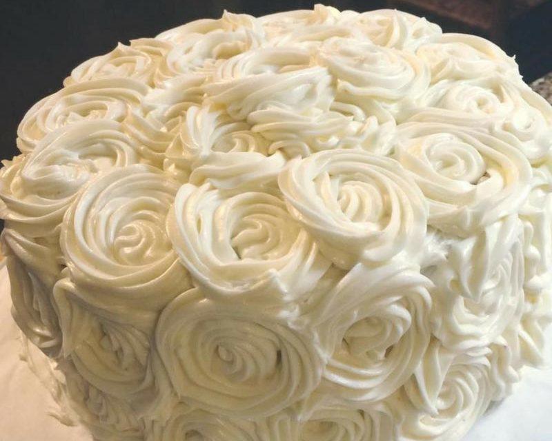 Red Velvet Cake by Patricia Edwards