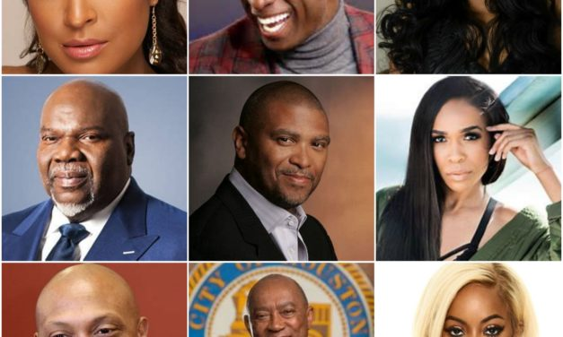 "Reginald Hudlin, Deion Sanders, Eddie George, Bishop T.D. Jakes, Michelle Williams, Laila Ali, Beverly Bond, Houston Mayor Sylvester Turner and More Kick Off Another All-Star Lineup For March on The Hit ""Money Making Conversations"" Show Hosted by Two-Time Emmy® Winner Rushion McDonald"