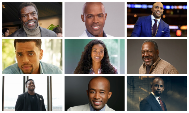 "Michael Ealy, Vondie Curtis-Hall, Michael Boatman, Dr. Ian Smith, Frankie Faison, Ananda Lewis, Brandon Copeland, and More Inspire a Powerful April Lineup on the Hit Show ""Money Making Conversations,"" Hosted by Rushion McDonald"