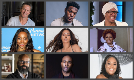 "NICK CANNON, JENIFER LEWIS, LA LA ANTHONY, RICHELIEU DENNIS, DREW BLEDSOE, D'ANGELA PROCTOR, DANNY BAKEWELL SR., AND MANY MORE KICK OFF AN ALL-STAR LINEUP FOR APRIL ON THE HIT ""MONEY MAKING CONVERSATIONS"" RADIO TALK SHOW HOSTED BY TWO-TIME EMMY® WINNER RUSHION MCDONALD"