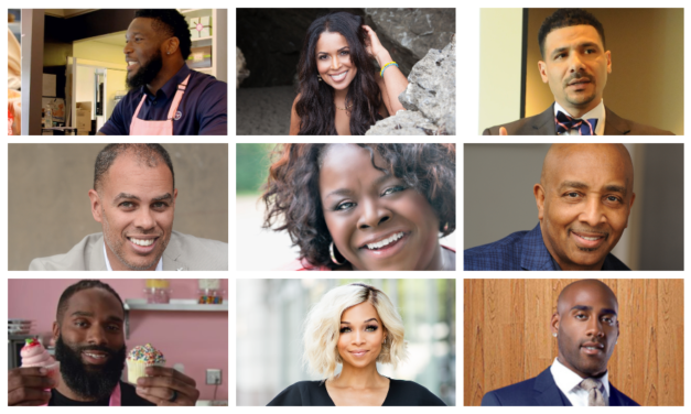 "BRIAN ORAKPO, MICHAEL GRIFFIN, CASSI DAVIS, JESSE COLLINS, TRACEY EDMONDS, PAT SMITH, DR. STEVE PERRY, AND MORE PROVIDE A POWERFUL DOSE OF INSIGHTS IN FEBRUARY ON THE HIT SHOW ""MONEY MAKING CONVERSATIONS,"" HOSTED BY RUSHION MCDONALD"