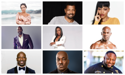 "MORRIS CHESTNUT, ADRIENNE BAILON HOUGHTON, DEON COLE, CLIFTON POWELL, ANNE BURRELL, TIFFANY ""THE BUDGETNISTA"" ALICHE AND MORE DELIVER A POWER-PACKED JANUARY ON THE HIT SHOW ""MONEY MAKING CONVERSATIONS,"" HOSTED BY RUSHION MCDONALD"