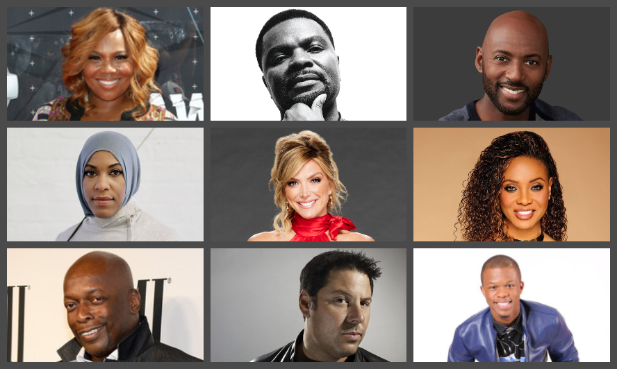 "DEBBIE MATENOPOULOS, GREG GRUNBERG, ROMANY MALCO, MC LYTE, MONA SCOTT-YOUNG AND MORE KEEP JULY ROLLING WITH AN INSPIRING LINEUP ON THE HIT SHOW ""MONEY MAKING CONVERSATIONS"" HOSTED BY MULTIPLE EMMY® WINNER RUSHION MCDONALD"