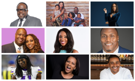 "CEDRIC THE ENTERTAINER, BOBBY AND ALICIA ETHEREDGE-BROWN, RODNEY AND HOLLY ROBINSON PEETE, MARIA TAYLOR, CHEF JJ JOHNSON, TAKEO SPIKES AND MORE CREATE A POTENT LINEUP IN MARCH ON THE HIT SHOW ""MONEY MAKING CONVERSATIONS,"" HOSTED BY RUSHION MCDONALD"