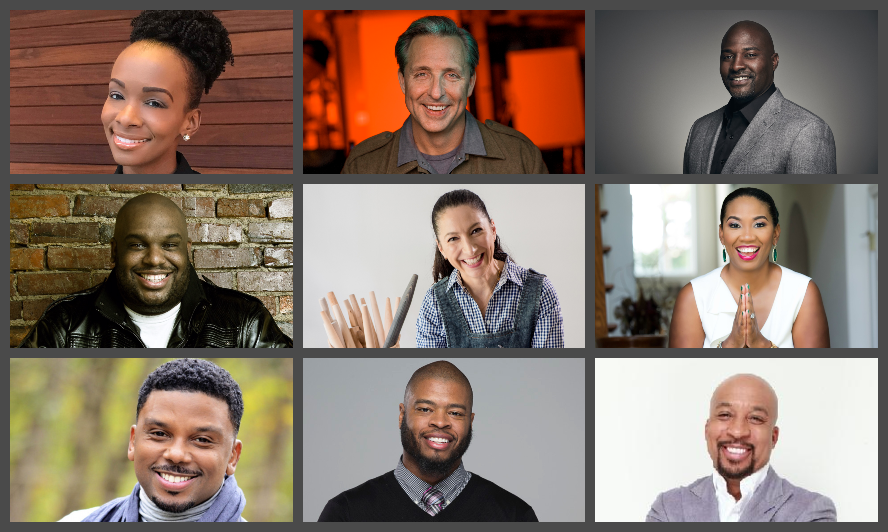 "MARCELLUS WILEY, ADRIENNE BAILON-HOUGHTON, GESINE BULLOCK-PRADO, MISGUIDED BEHAVIOR CAST AND MORE, GIVE INSPIRATION THIS DECEMBER ON THE HIT SHOW ""MONEY MAKING CONVERSATIONS,"" HOSTED BY RUSHION MCDONALD"
