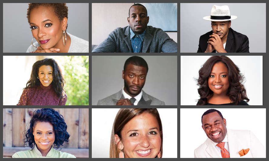 "Andre Iguodala, Sherri Shepherd, Aldis Hodge, Ellen Kershaw, Vanessa Bell Calloway, Priscilla Shirer, and More Bring Power-Packed Stories This August on the Hit Show ""Money Making Conversations,"" Hosted By Rushion McDonald"