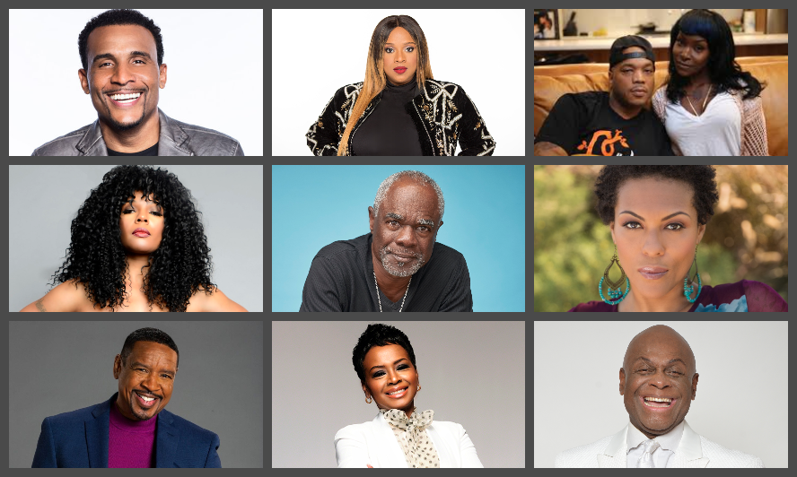 "GLYNN TURMAN, KIERRA SHEARD, SYLEENA JOHNSON, DAVID A. ARNOLD, AND MORE DELIVER A DYNAMIC MONTH OF MOTIVATION THIS APRIL ON THE HIT TALK SHOW ""MONEY MAKING CONVERSATIONS,"" HOSTED BY RUSHION McDONALD"
