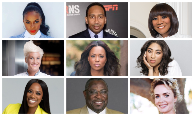 "TIKA SUMPTER, ANNE BURRELL, STEPHEN A. SMITH, PATTI LaBELLE, AND MORE BRING A POWER-PACKED MONTH THIS MAY ON THE HIT TALK SHOW ""MONEY MAKING CONVERSATIONS,"" HOSTED BY RUSHION McDONALD"