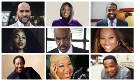 "MEAGAN GOOD, DELROY LINDO, YOLANDA ADAMS, HENRY SIMMONS, BAKARI SELLERS, AND MORE PRESENT A POTENT LINEUP THIS JUNE ON THE HIT TALK SHOW ""MONEY MAKING CONVERSATIONS,"" HOSTED BY RUSHION McDONALD"
