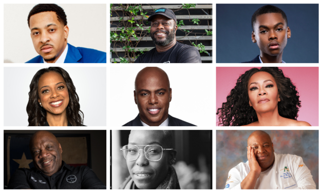 "RUSHION McDONALD WELCOMES TOP CHEFS KEVIN BLUDSO, RON DUPRAT, RODNEY SCOTT, ENTERTAINMENT TONIGHT'S KEVIN FRAZIER, NISCHELLE TURNER, AND MORE THIS OCTOBER ON HIS HIT PODCAST ""MONEY MAKING CONVERSATIONS"""