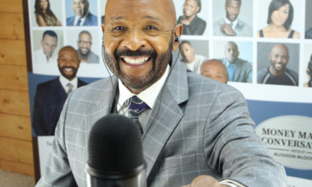 Rushion McDonald Hosted a Special All-star Edition of His Hit Podcast 'Money Making Conversations,' and Helped Voorhees College Exceed 1 Million Dollars in Donations